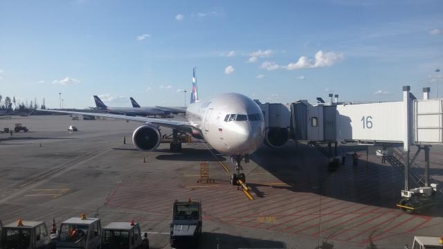 В аэропортах Москвы отменены и задержаны 30 авиарейсов
