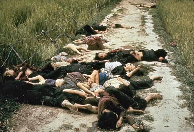 Массовое убийство в Сонгми