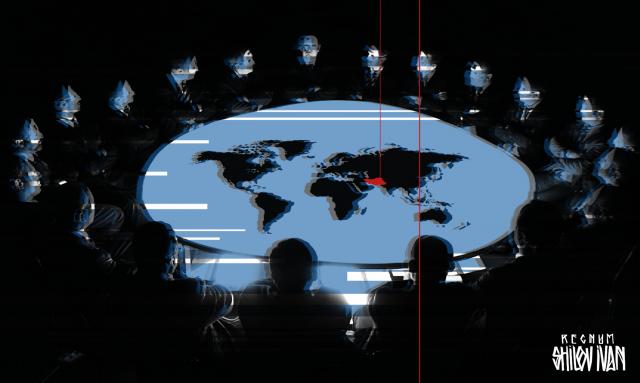 То, чего не расскажет Запад: мир в эпицентре войны элит