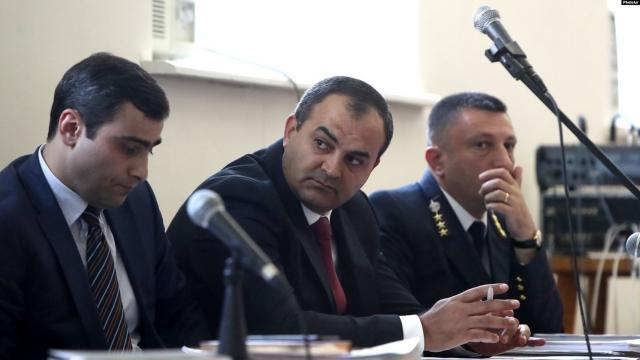 $18 млн и угрозы в адрес судьи: Генпрокурор Армении выступил в суде