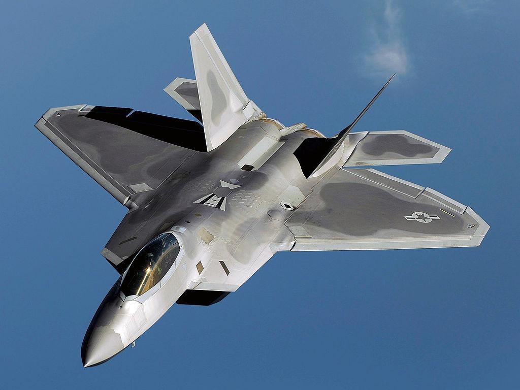 F-22 «Раптор». Истребитель 5-го поколения ВВС США