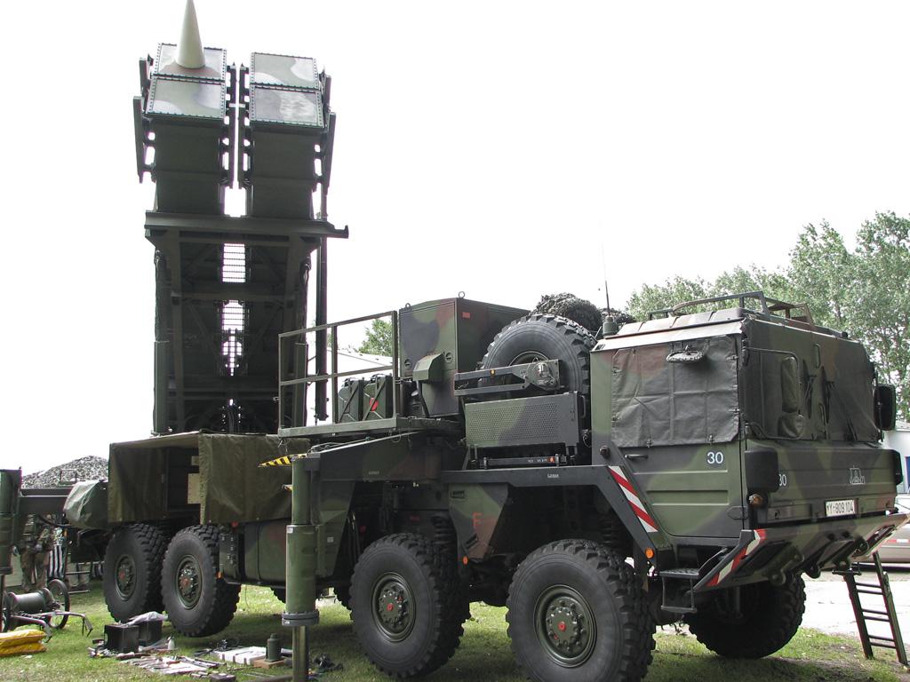 Комплекс «Пэтриот», Люфтваффе. ФРГ(НАТО)