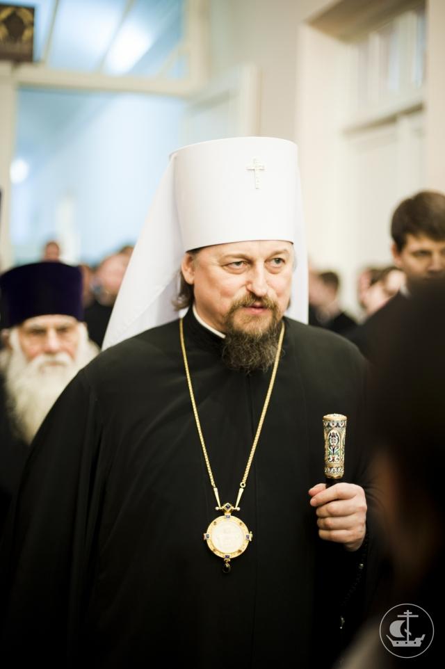 Митрополит Белгородский и Старооскольский Иоанн