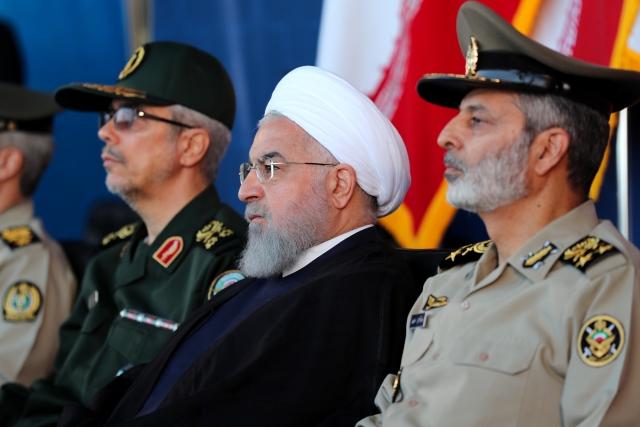 Хасан Рухани и генералы