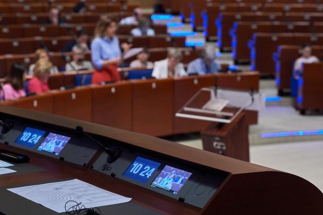 Летняя сессия ПАСЕ. 2019
