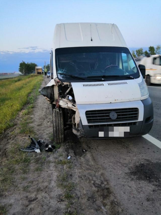 Авария в Чувашии