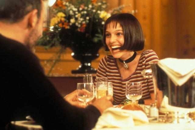 Матильда в ресторане