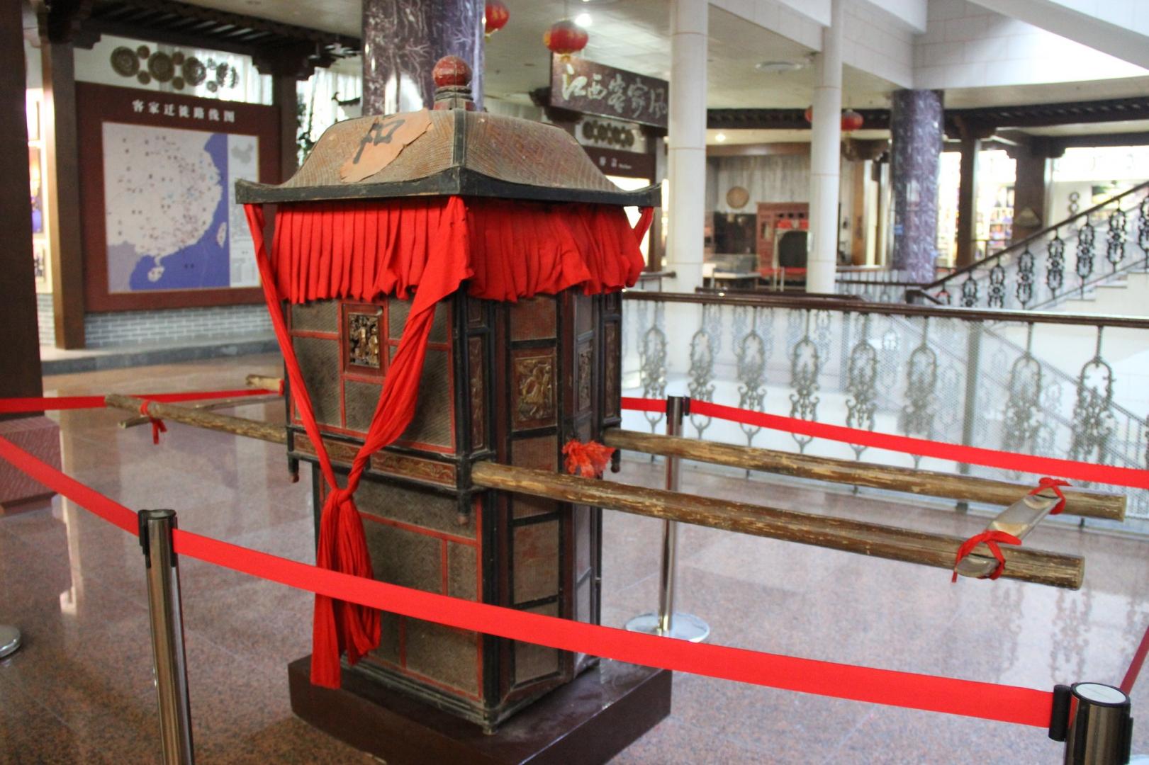 Музей провинции Цзянси в Наньчан, Китай