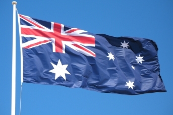 Флаг Австралии. DO`Neil