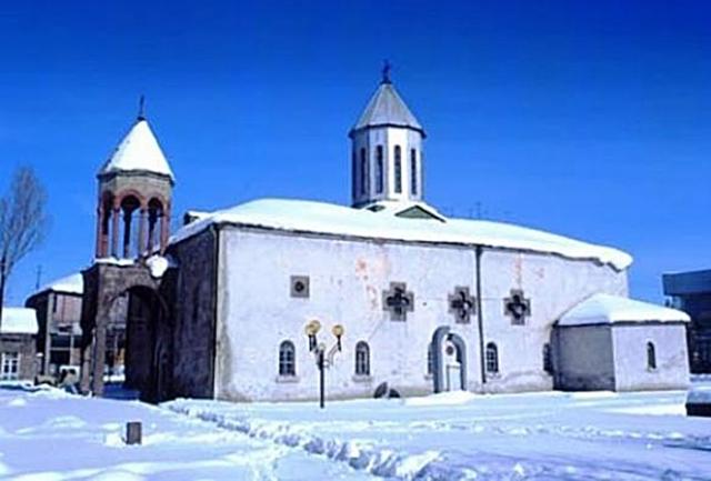 Армянская церковь Ахалкалаки