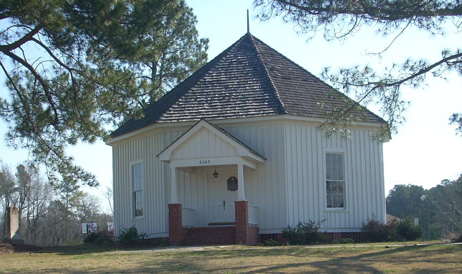 Храм Пятидесятников