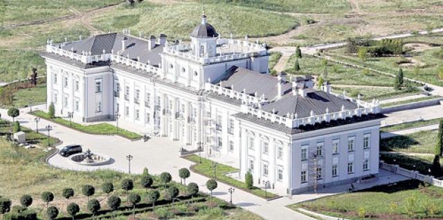 Святая частная собственность. Дворец Зияда Манасира