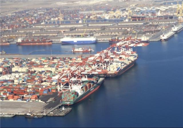Порт Чабахар. Иран