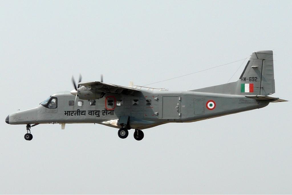 Dornier 228-100 ВВС Индии