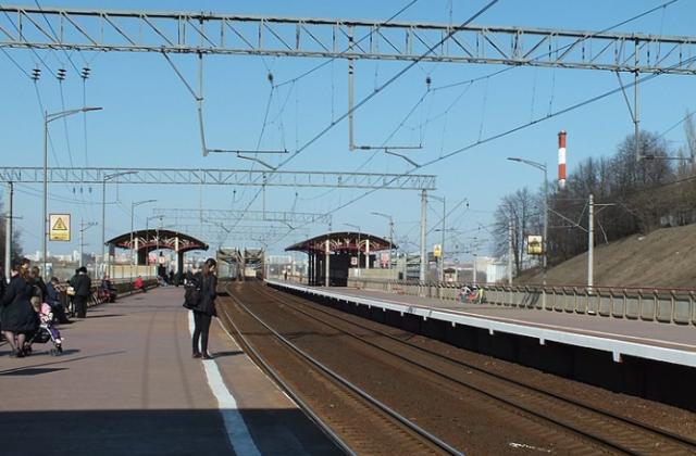Железнодорожная станция «Москворечье»