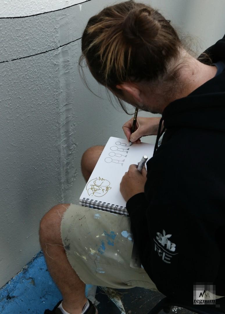 London Police раздают автографы