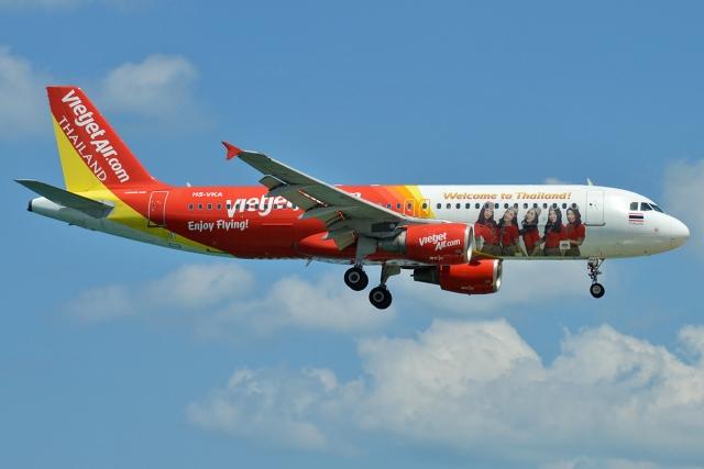 Авиакомпания VietJet Air намерена увеличить число рейсов на Бали