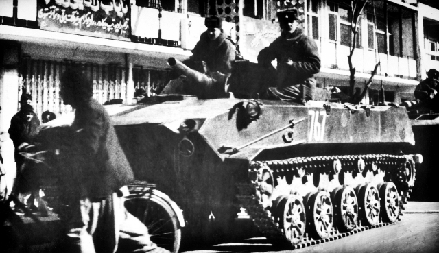 Советские десантники в Афганистане
