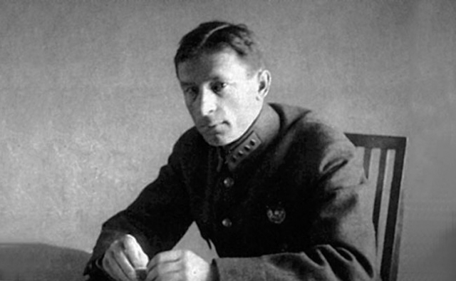 Пётр Баранов