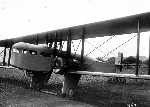 Самолет «Фарман F.60 Голиаф»
