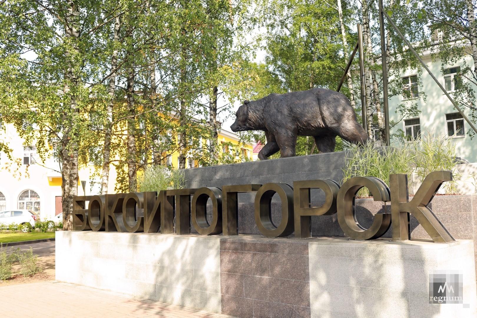 Город Бокситогорск