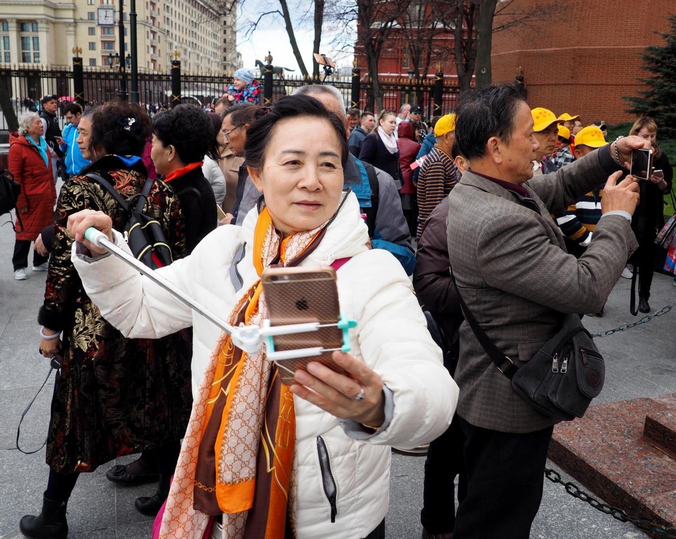 Китайские туристы смешные фото