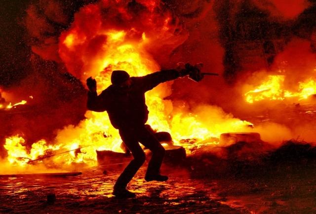 Евромайдан в Киеве. 2014