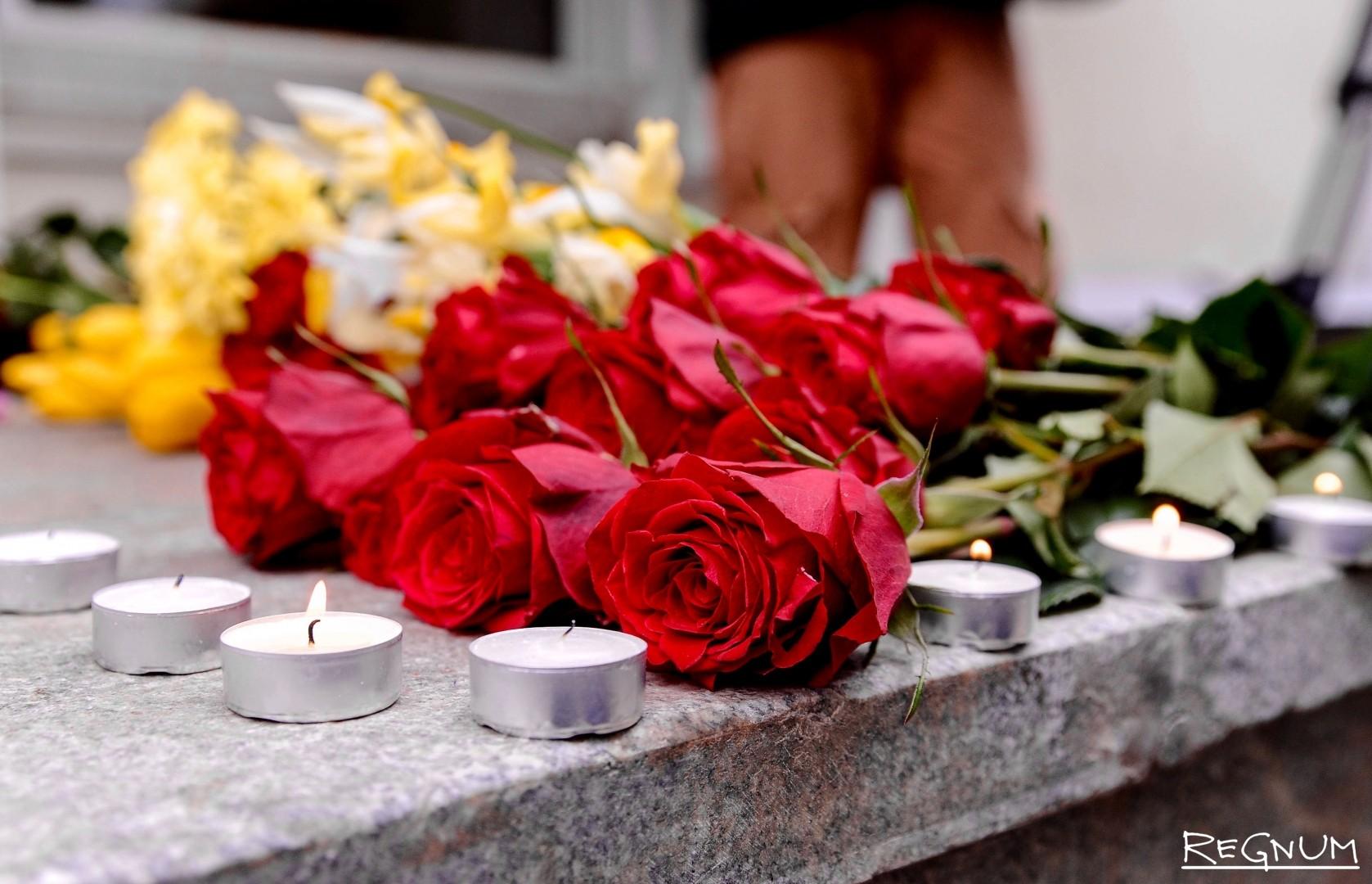 картинки цветы свечи траур образом, можно придать