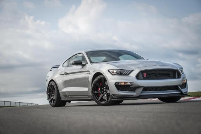 regnum picture 1565682319138392 big - Ford представил обновлённый трековый Shelby Mustang