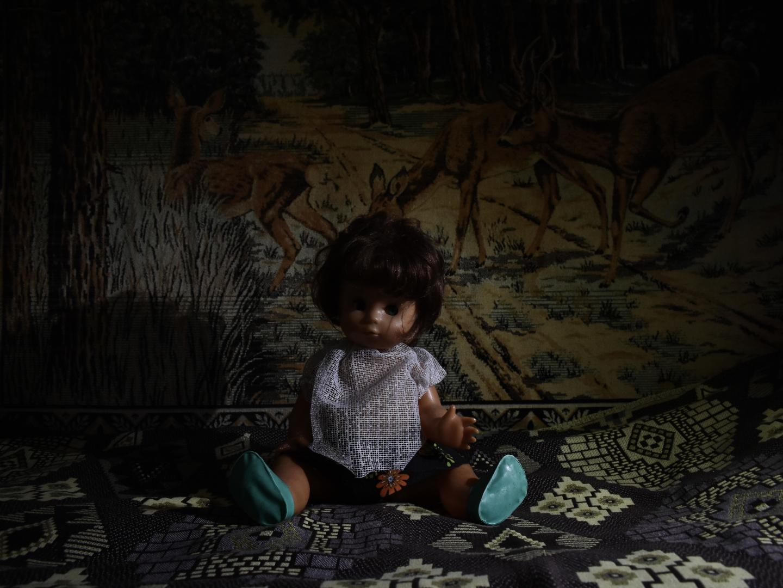 Сыновья подарили бабушке эту куклу на 45-летие