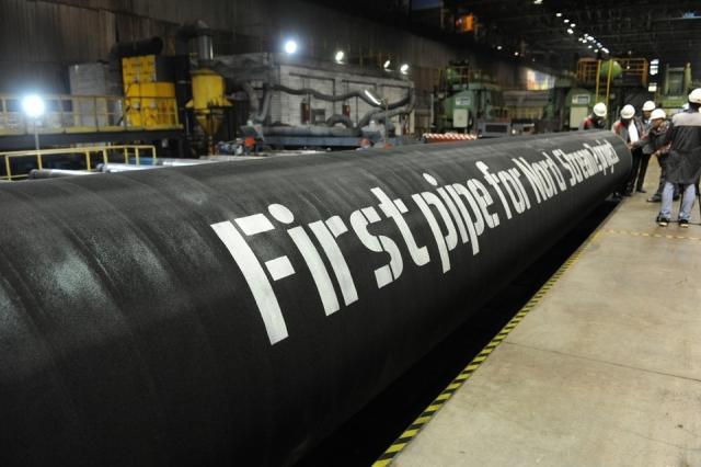 Трубопровод «Северный поток — 2»
