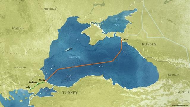 Газопровод «Туреций поток»