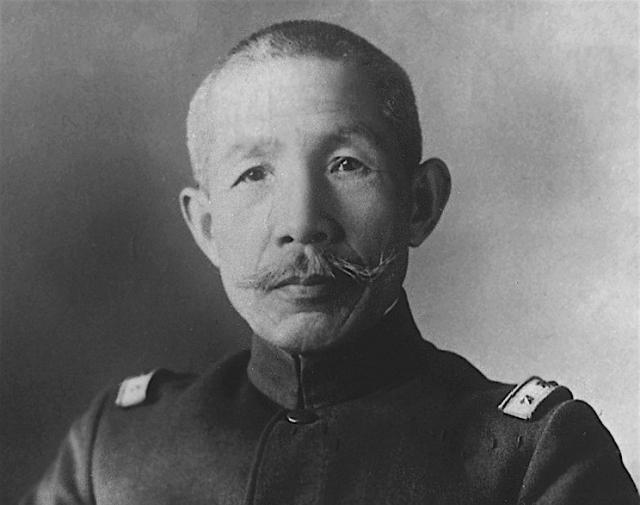 Генерал японской армии Араки Садао