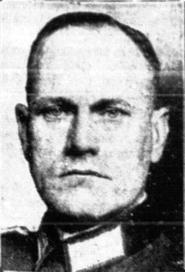 Посол нацистской Германии в Японии Ойген Отт