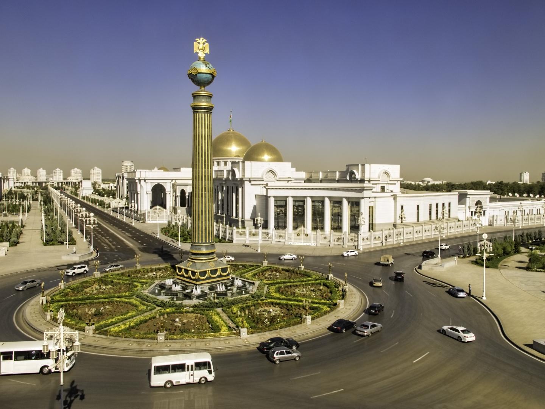 туркмения ашхабад фото автобус
