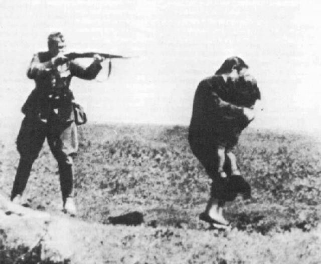 Нацистский враг нашего народа