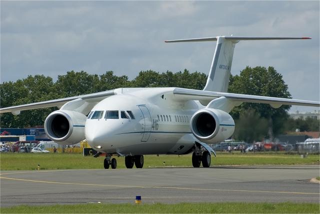 Украина продает свой последний самолет