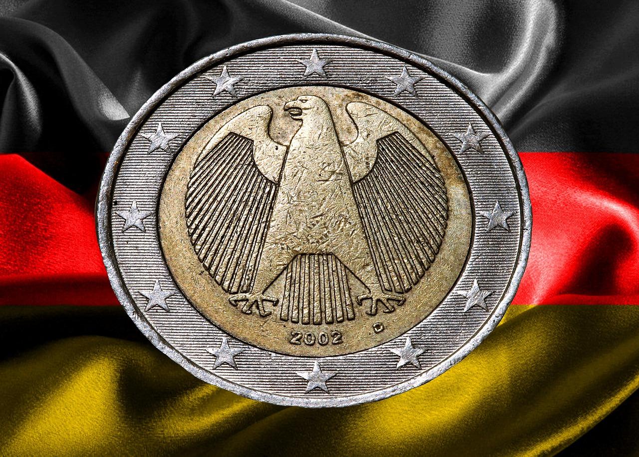 Евро. Германия