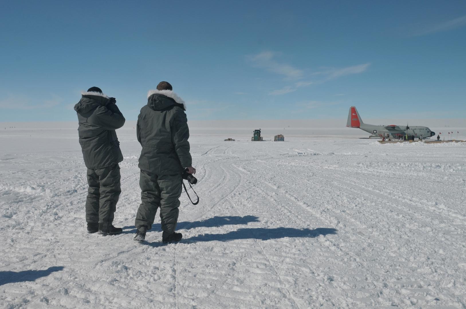 Национальная гвардия New York Air осуществляет поддержку миссии армии США в Гренландии