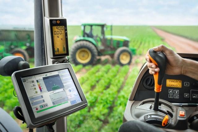 Цифровое сельское хозяйство