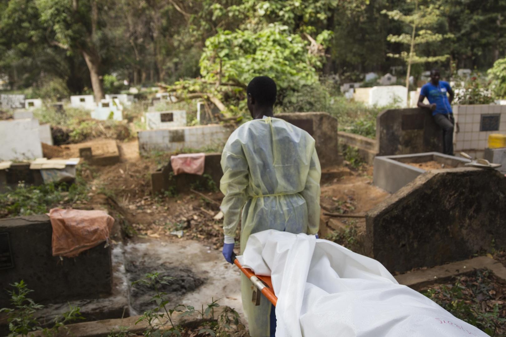 Китай расширяет помощь Африке в борьбе с лихорадкой Эбола - ИА REGNUM