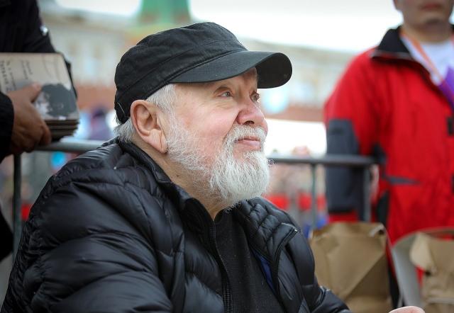 Кинорежиссер Сергей Соловьев