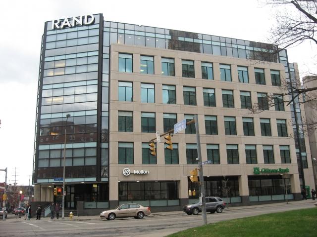 Офис RAND Corporation в Питсбурге