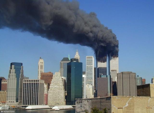Теракт 11 сентября 2001