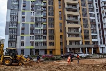 Новые дома по московской программе реновации