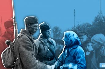 17 сентября 1939 года начался Освободительный поход Красной Армии на территорию разгромленной III Рейхом польского государства II Речи Посполитой
