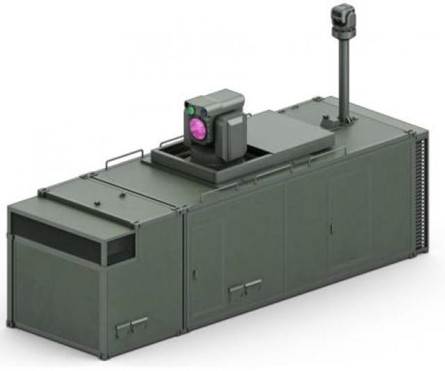 Лазерное оружие Block-I