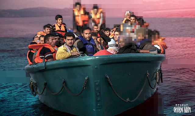 Беженцы ЕС