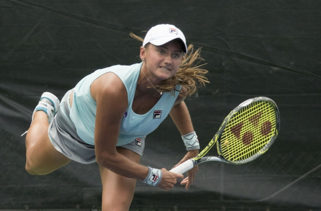 Павлюченкова проиграла в финальном матче теннисного турнира в Осаке
