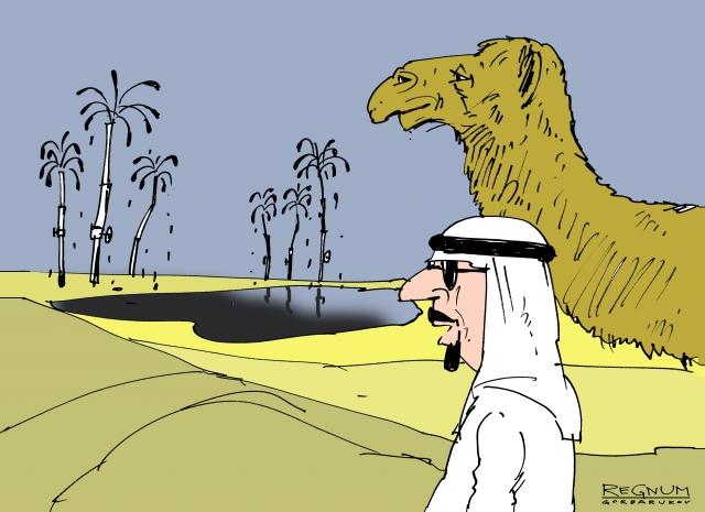 Почему саудиты сами разбомбили свои НПЗ и порт?